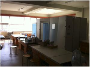 診療が終わった湊小学校診療所。医師の常駐はなくなるが、今後も健康管理室として利用することになっている